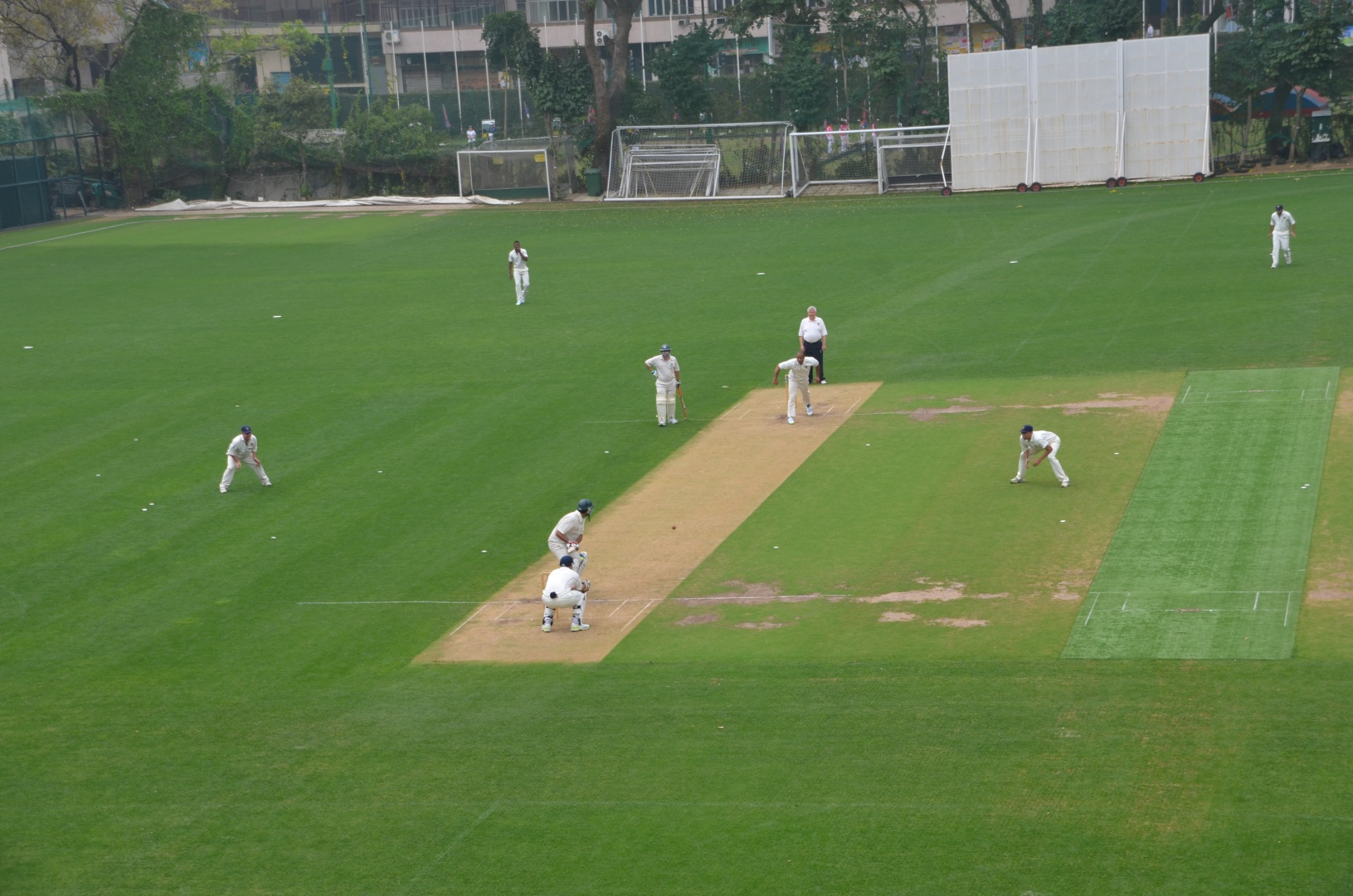 Kowloon Cricket Club - KCC Live Cricket Match