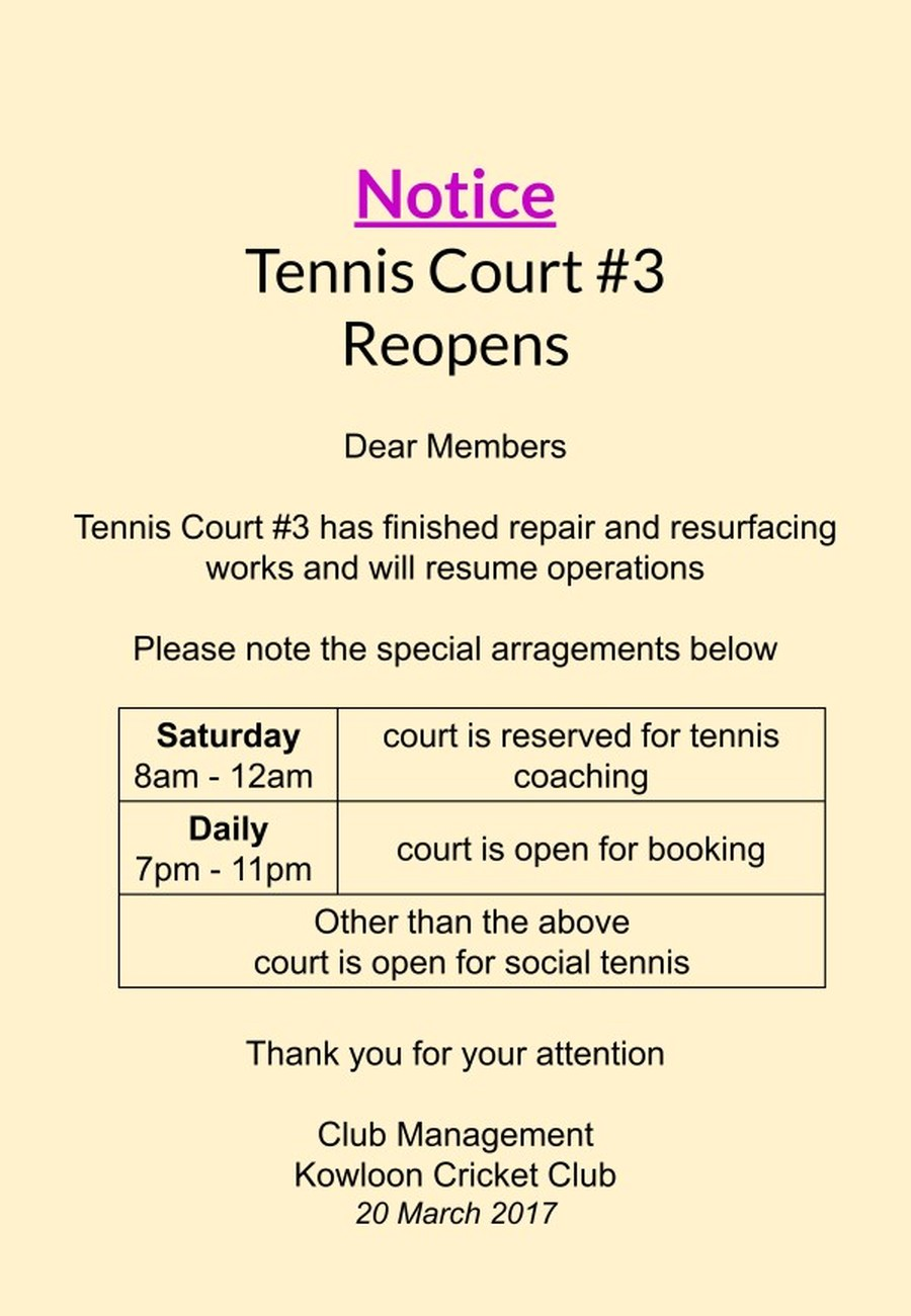 Tennis_Court_3_Reopens_Notice_Mar2017